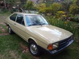 Passat LS 1981 - Placa Preta