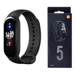 Smartwatch Xiaomi Mi Band 5 Original Pt-br