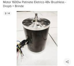 Motor 1600 w patinete elétrico 48v Brushless
