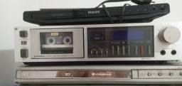 Aparelhos áudio e vídeo
