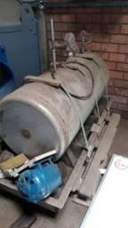 Tanque inox