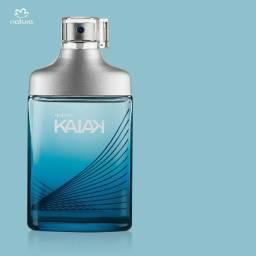 Perfume Kaiak tradicional promoção Natura