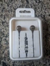 Vendo fone Samsung in-ear ig935 original Promoção