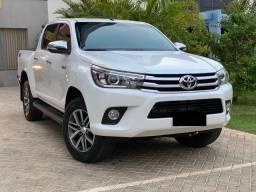 Toyota Hilux SRX 2.8 TDI - Turbo Diesel 4x4 - Impecável - 88Mil Km