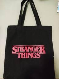 Bolsa / Sacola Stranger Things