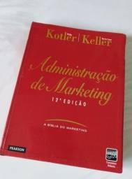 """Livro """"Administração de Marketing"""" de Kotler & Keller"""