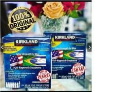 Minoxidil Kirkland  Original Evite Falsificado Entrego Sorocaba e Votorantim