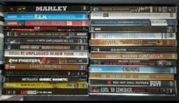 Dvds musicais internacionais