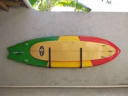Suporte para Stand Up e prancha de Surf (somente o par de suportes)