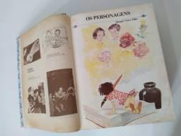 Edição Centenária Monteiro Lobato. Livro raro!