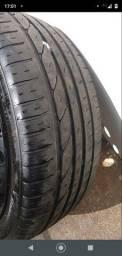 4 pneus 195 45 15