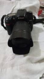Máquina fotográfica Nikon novinha profissional para troca