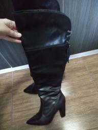 Bota over knee