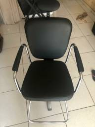 Cadeira para Corta cabelo Nova !