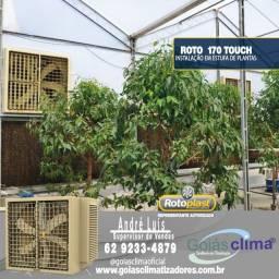 Climatizadores Rotoplast