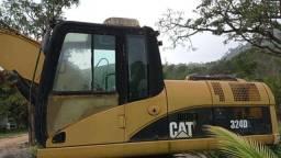 Peças para escavadeira CAT 324