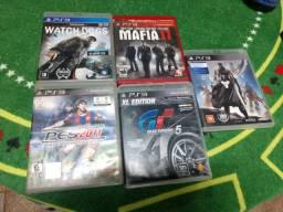5 jogos seminovos PS3