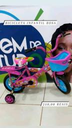 Bicicleta Infantil Masculina e feminina