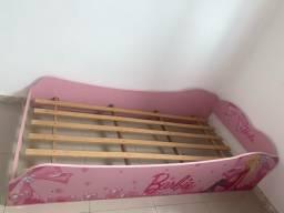 Cama Plus Barbie