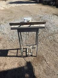 Vendo seladora com pedal 60cm