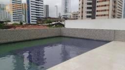 Título do anúncio: Flat Novíssimo Na Beira Rio - Torre