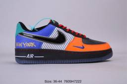 Nike Air Force 1 Low ? What The NYC?