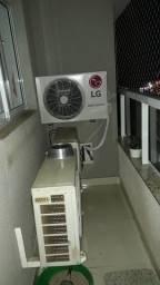 Manutenção e instalação de ar condicionado residencial