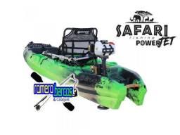 Caiaque Safari Power Jet Turbo