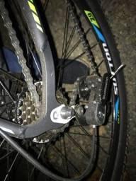 Bicicleta sutton aro 29 17' c/ NFe