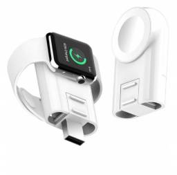 Carregador Portátil Para Apple Watch 1/2/3/4/ Porta USB A6 Novo na Caixa
