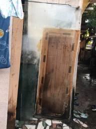 Porta de Vidro (Leia a descrição)