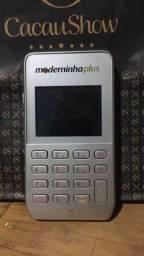 Maquinha Moderninha Plus Seminova