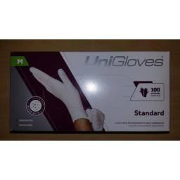 Luvas de latex Uniglover