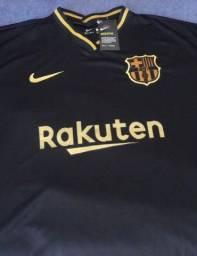 Camisa do Barcelona de 1 linha