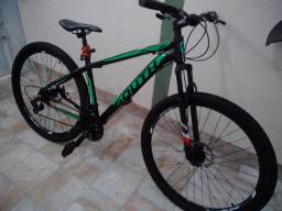 Bicicleta Southbike Aro 29 Legend Aluminio<br><br>