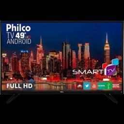 Smart Tv Led 49 Philco Ph49f30dsgwa Full Hd Android