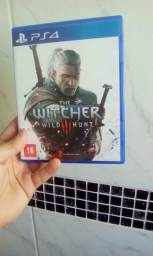 Jogo The Witcher 3: Wild Hunt (PS4)