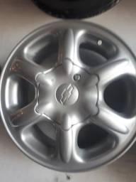 Jogo de rodas aro 14 GM