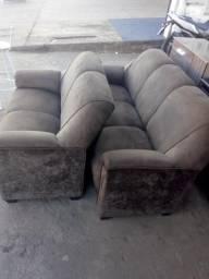 Sofa usado conservado ( entrego)
