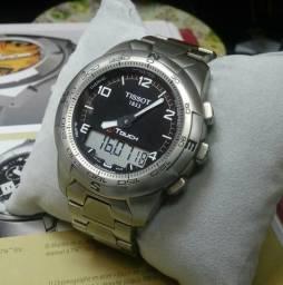 Relógio Tissot T-TOUCH Titânio