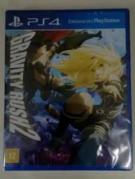 Gravity Rush 2 PS4 Lacrado