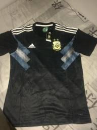 Camisa de time NOVA Argentina JAPÃO RUSSIA
