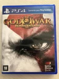God Of War 3 para PS4