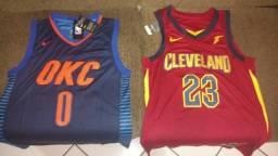 Camisas de basquete NBA