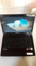 Notebook - Itautec A7520, Vendo e Troco