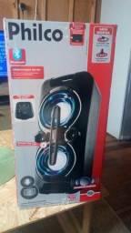 Vendo ou troco caixa de som portatil philco 150w bluetooth