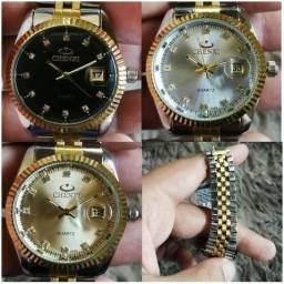 4ffe86177d9 Com Garantia Relógio Chenxi Old Unisex