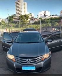 Honda City automático Ex - 2010