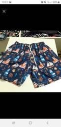 Shorts mauricinho R$17,99