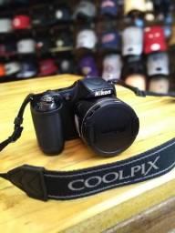 Câmera Nikon Collpix l820